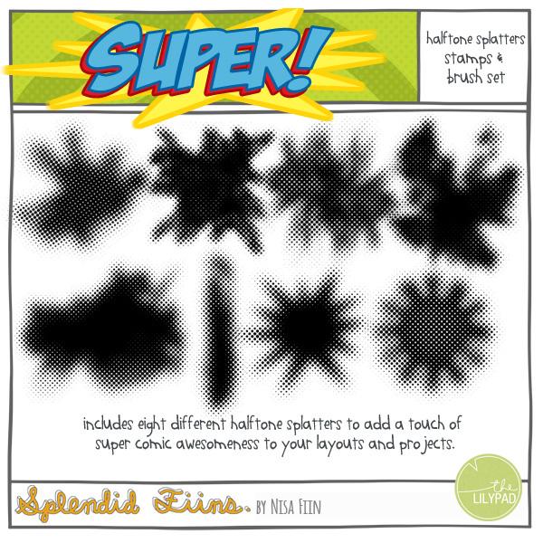 +SF-super-hero-halftonesplatters-preview